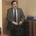 Patricio Santamaria presidente del Consejo Directivo del Servel