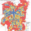 conectividad transporte publico gran santiago