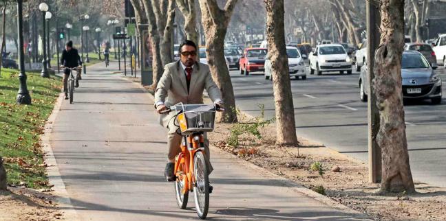 providencia ciclista