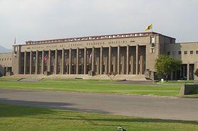 edificio escuela militar santiago chile