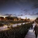 Canal Verde. © Cortesía de Project Meganom
