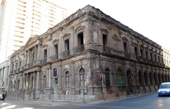 Palacio Pereira, Santiago. Foto tomada en 2012. © Flickr Usuario: Legado Bicentenario