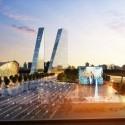 Puerto de los Jardines del Parlamento. © Cortesía de Project Meganom