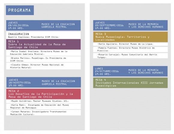 programa CATEDRA LIBRE 21 julio 2016