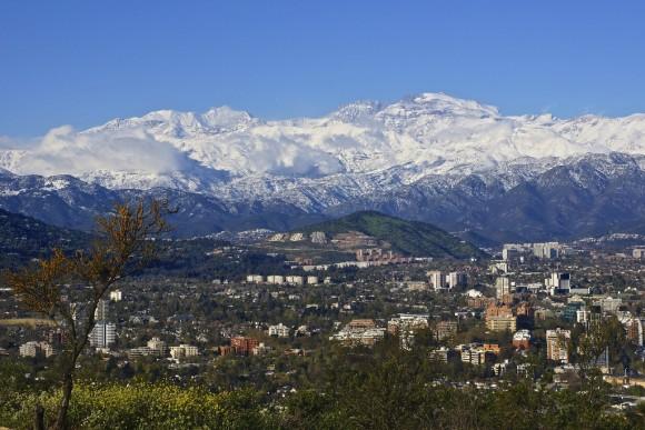 Santiago de Chile. © Flickr Usuario: alobos Life. Licencia CC BY-NC-ND 2.0