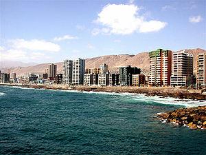 Antofagasta Chile Wikimedia Commons