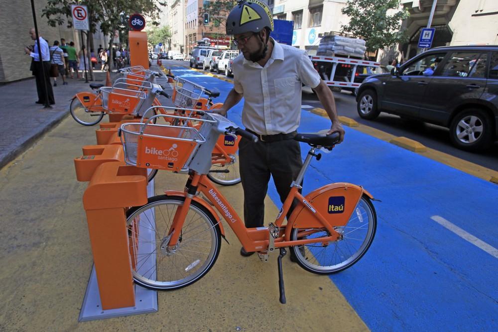 Bikesantiago Flickr Usuario Municipalidad de Santiago Licencia CC BY-NC 2.0