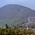 Cerro Alvarado Lo Barnechea
