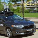 Ford autos taxis autonomos