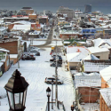 Punta Arenas nevazon