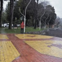 Remodelacion playa de Lican Ray Villarrica