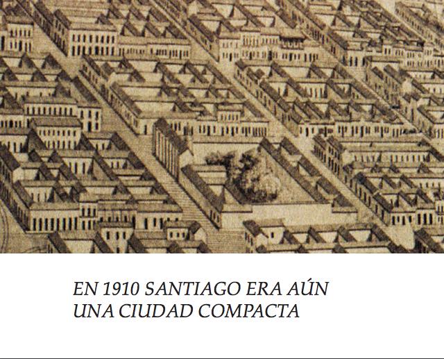 """©  """"Santiago 1910: El canon republicano y la distancia cinco mil"""""""