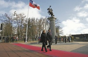 Bachelet Region Nuble