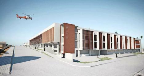 Nuevo Hospital San Antonio