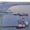Muelle Arturo Prat Punta Arenas