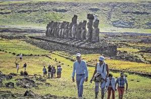 Administracion Parque Rapa Nui Isla de Pasca