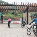 Acceso Zapadores Parque Metropolitano de Santiago