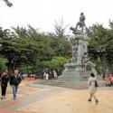 Plaza Munoz Gamero Punta Arenas