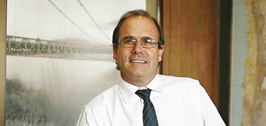Alberto Undurraga MOP Chile