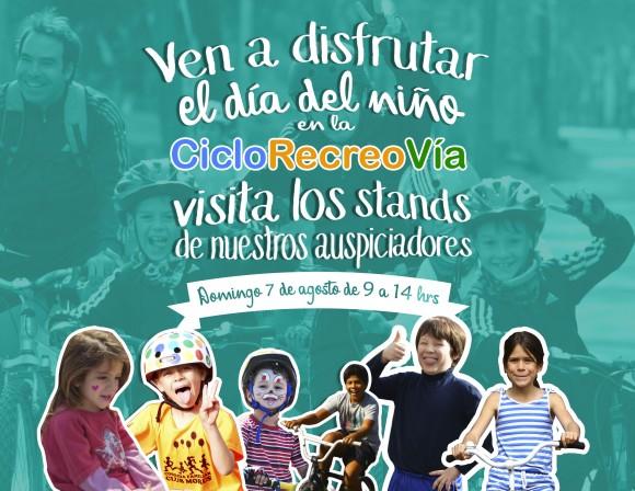 CicloRecreoVia Dia del Nino