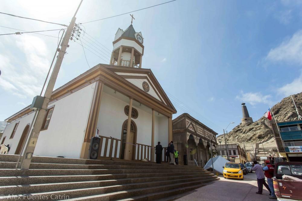 © Alex Fuentes Catrin para Conferencia Episcopal de Chile
