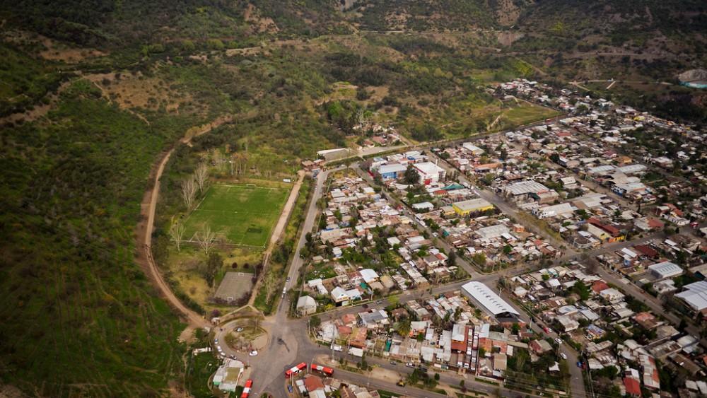 Parque Mahuidahue, Recoleta. © Flickr Usuario: Gobierno de Chile