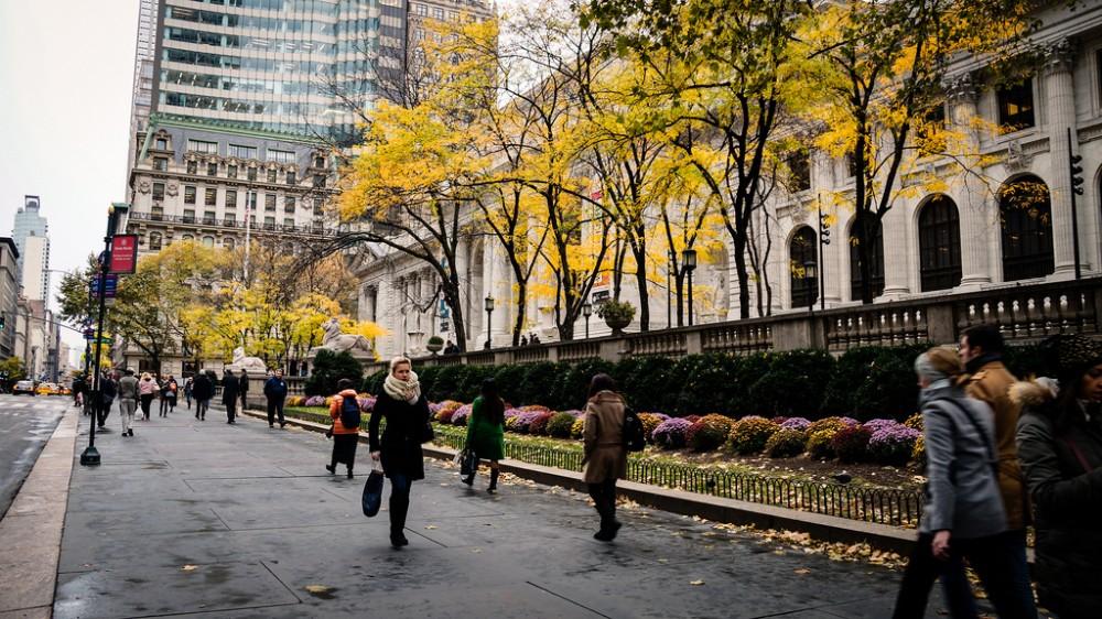 Nueva York, EE.UU. © Flickr Usuario: Jeffrey Zeldman. Licencia CC BY-NC-ND 2.0