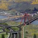 Puente Treng Treng y Kay Kay. Cortesía Minvu para Plataforma Urbana