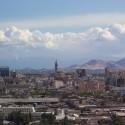Santiago desde el cerro Blanco Foto por Andres Aguiluz Rios
