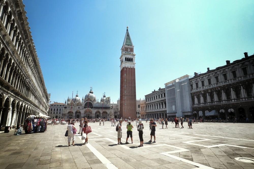 Venecia, Italia. © Flickr Usuario Ștefan Jurcă. Licencia CC BY 2.0