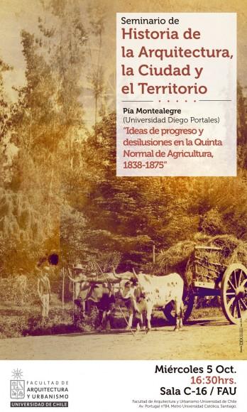 Afiche Charla Pía Montealegre FAU UCHjpg