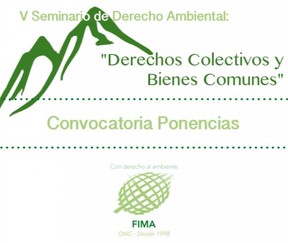 Afiche Seminario Ambiental Ponencias FIMA