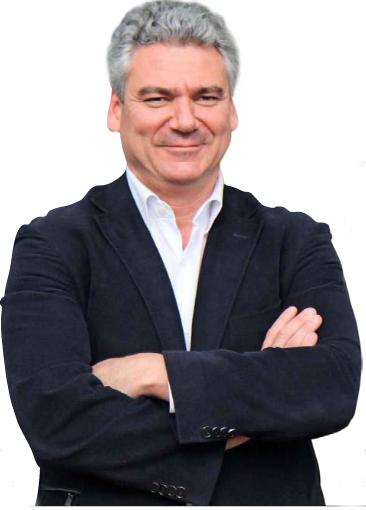 Arquitecto espanol Luis Vidal