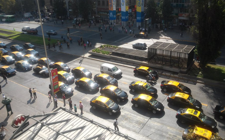 Taxis Chile