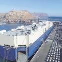 Puerto de Arica Chile