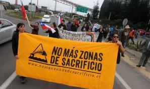 Conflictos ambientales comunidades empresas