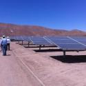 Planta fotovoltaica Chile