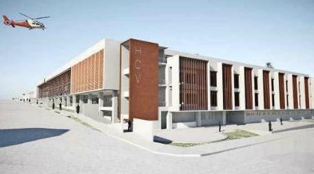 Hospital de San Antonio Plan licitacion hospitales