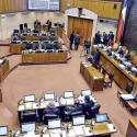 Sala del Senado de Chile
