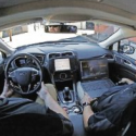 Uber autos automatizados