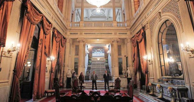 Palacio Cousino Santiago