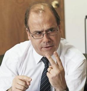 Ministro Alberto Undurraga MOP