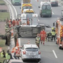 Muertos accidentes de transito Chile