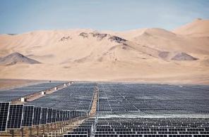 Matriz energetica renovable Chile