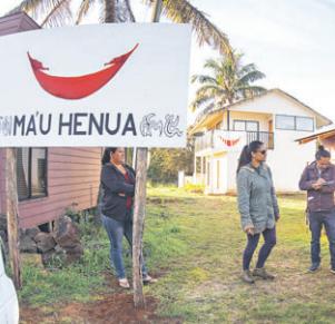 Administracion Parque Rapa Nui
