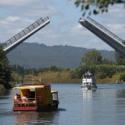 Puente Cau Cau Valdivia