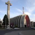 monumento nacional catedral de chillan antena