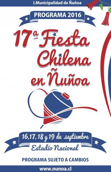 Fiestas Patrias 2016 Estadio Nacional Fondas