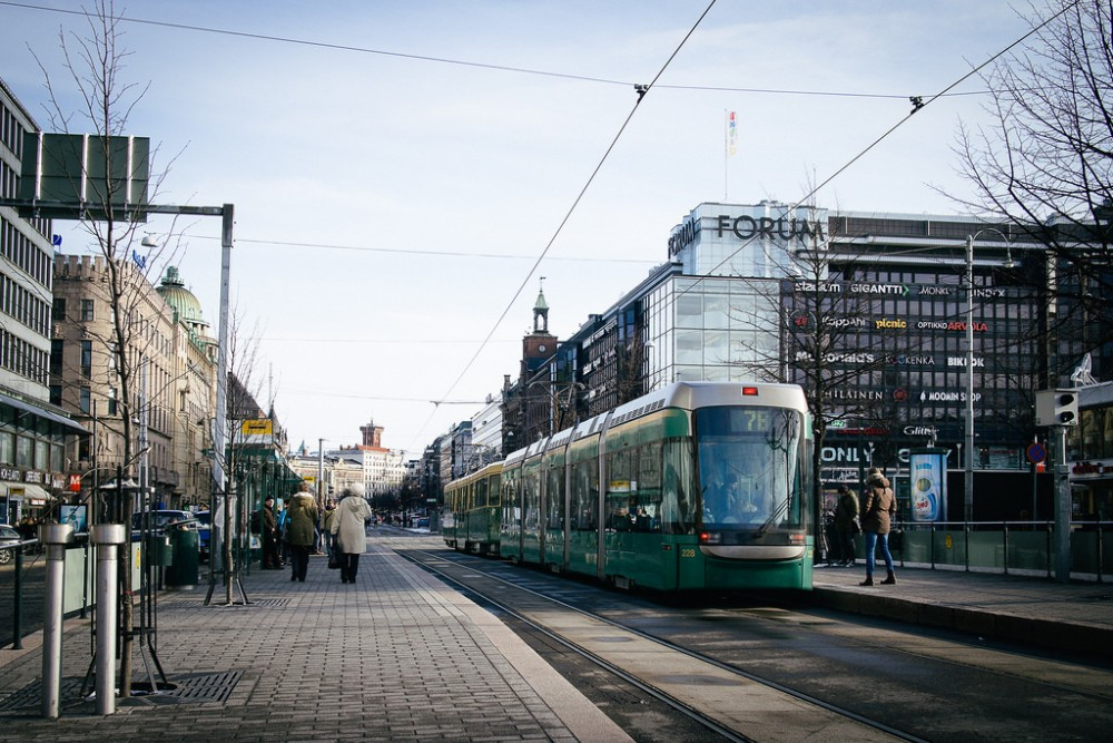 Helsinki Finlandia Flickr Usuario beije Licencia CC BY 2.0
