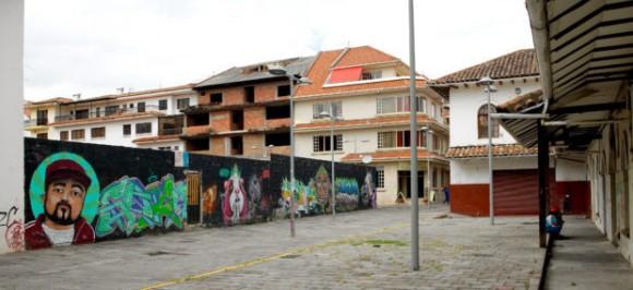 Hermano Miguel / Antes. Imagen Cortesía de Ecosistema Urbano